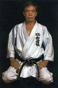 Heijo Shin Dojo - Maestro Hirokazu Kanazawa