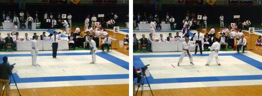 Heijo Shin Dojo - Foto Arbitraggio Mondiali 2006