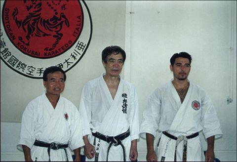 Heijo Shin Dojo - Maestro Kanazawa Miura Schetto