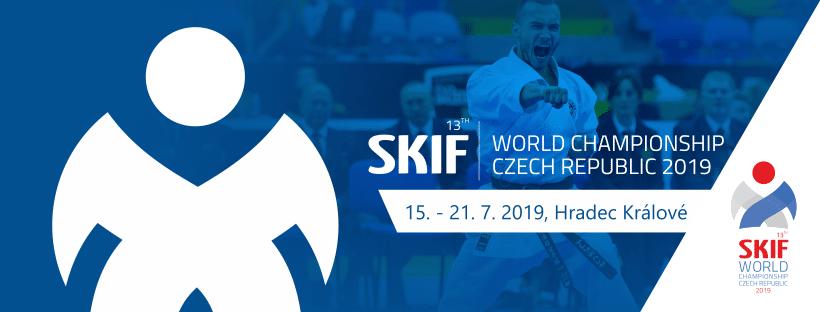 13° WORLD CHAMPIONSHIP S.K.I.F.