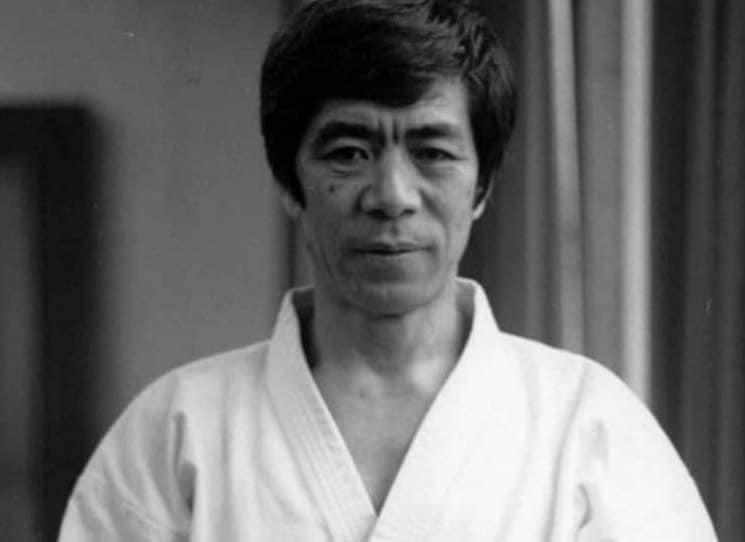 Lutto nel mondo del Karate
