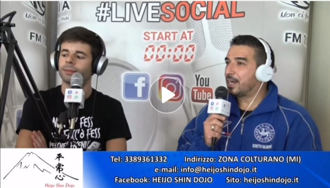 ▶️ Intervista Live Social